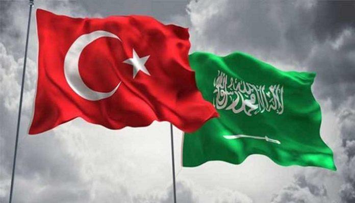 Suudi Arabistan Turkiye