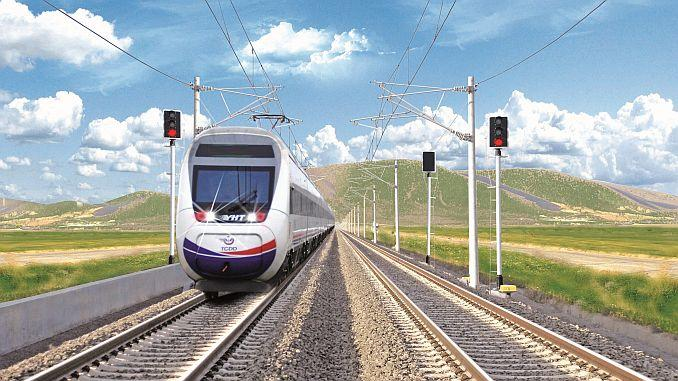 turkiyedeki demiryolu altyapisinin yuzde 45i elektrikli ve sinyalli