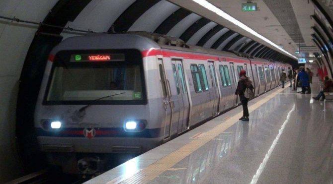 Mecidiyekoy Mahmutbey Metrosu