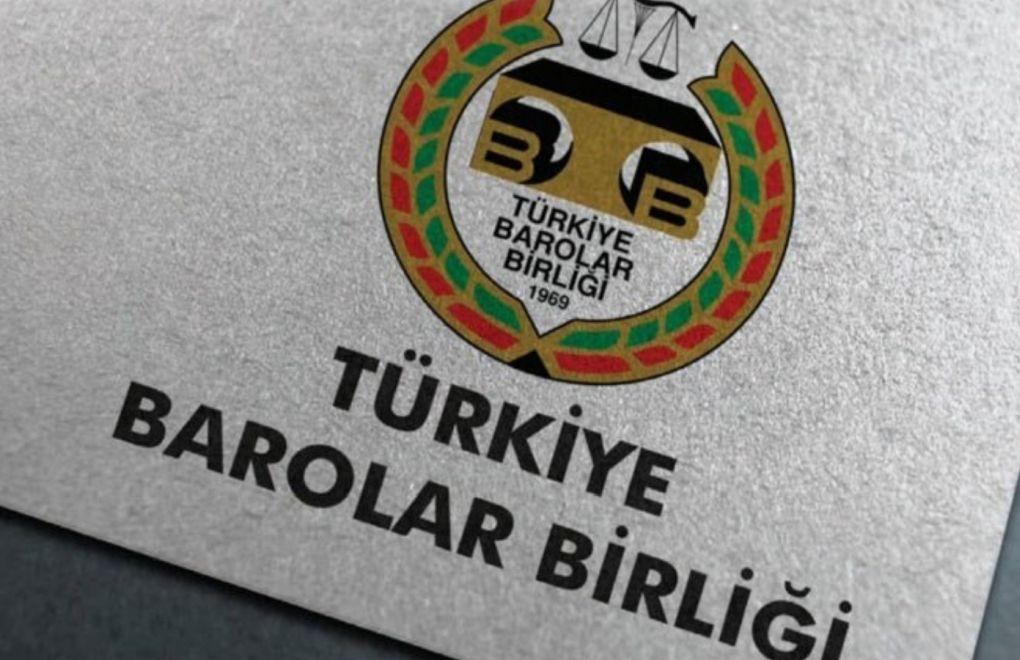 TBB Turkiye Barolar BIrligi