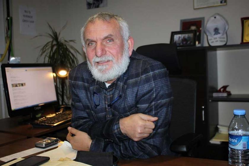 Gazeteci Gencaga Karafazli
