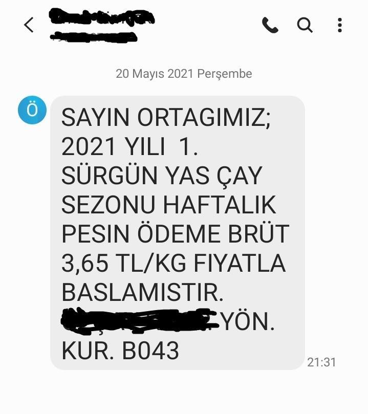 Ozel Sektor SMS 1 1