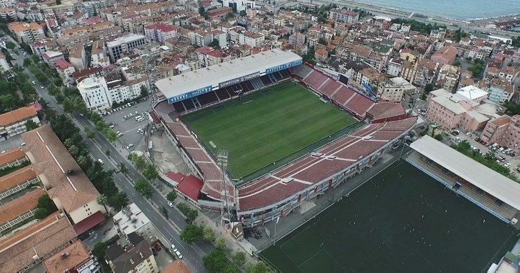 Huseyin Avni Aker Stadyumu 1